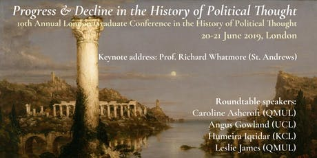 2019 London Graduate Conference in the History of Political Thought tickets