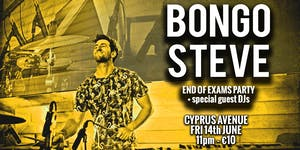 Bongo Steve - End of Exams Party