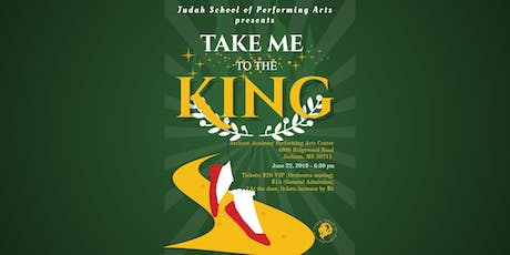 Take Me to the King tickets
