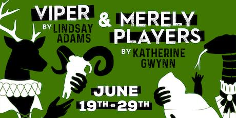 Merely Players: Terra Femina Repertory tickets