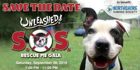 Unleashed! Rescue Me Gala 2019 - Northshore Humane Society  tickets