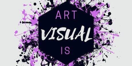 Art is Visual tickets