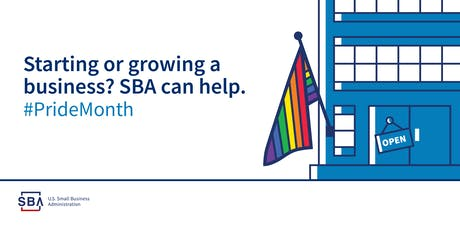 LGBTQ-owned Small Business Resources tickets