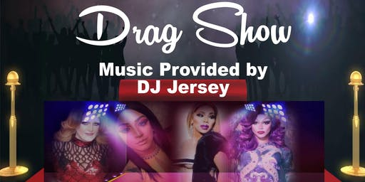 Beacon Light Fund Drag Show with DJ Jersey