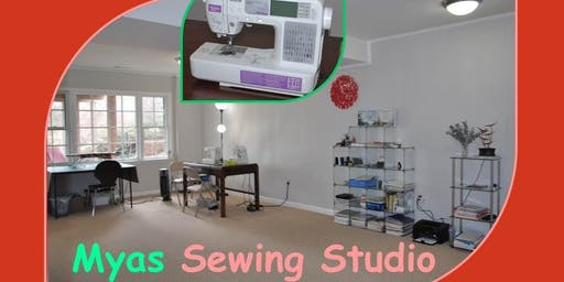Sewing Lesson (Beginner)
