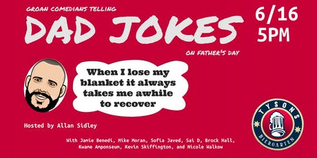 Dad Jokes On Father's Day tickets
