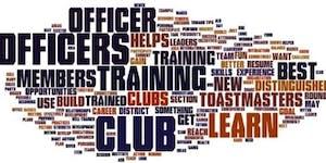 2019 Summer Lower Mainland Accredited Club Training...