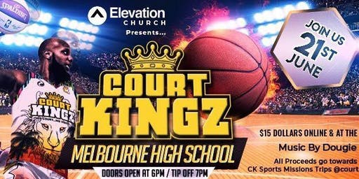 Elevation Church presents The Court Kingz