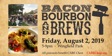 Bacon, Bourbon & Brews 2019 tickets