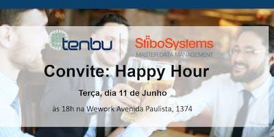 Happy Hour - Tenbu e Stibo - Visão Integrada de Produtos e Clientes