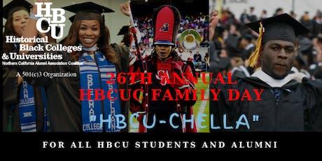 "26th Annual HBCUC Family Day ""HBCU-Chella"" tickets"