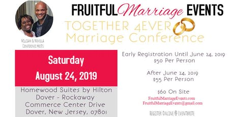 Together 4Ever Marriage Conference tickets