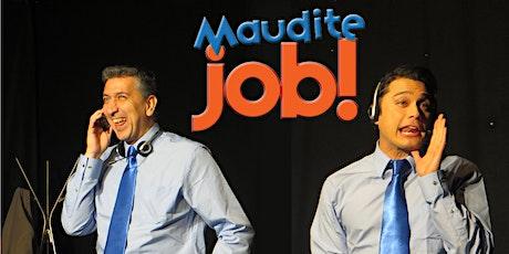 MAUDITE JOB billets