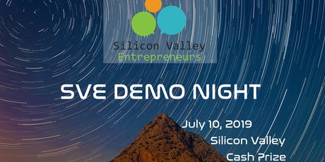 SVE Demo Night - #SVEDemo | SVE.io tickets