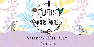 Claptrap Makers Market