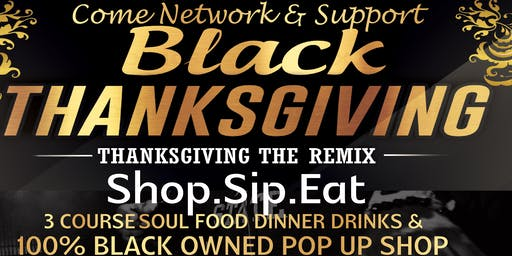Black Thanksgiving Cooking Class