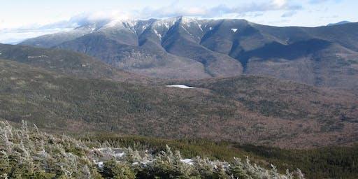 The 3rd NASU Hiking Season - The 2nd stop Mount Kinsman
