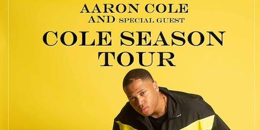 Aaron Cole - Cole Season Tour