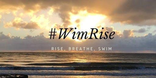 #WimRise on White Rock Beach