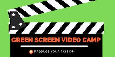 Video Green Screen Summer Camp