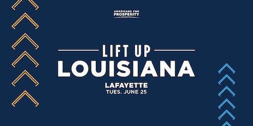 AFPF-LA: Lafayette Lift Up Louisiana Criminal Justice Reform Tour Stop