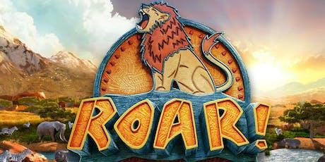 Roar! Family Vacation Bible School tickets