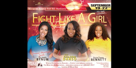 Fight Like A Girl Women's Conference 2019 - Saturday Women's ONLY Workshop tickets