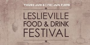 4th Annual Leslieville Food & Drink Festival