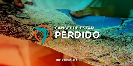 FLECHA POLIDA 2019 - CANSEI DE ESTAR PERDIDO