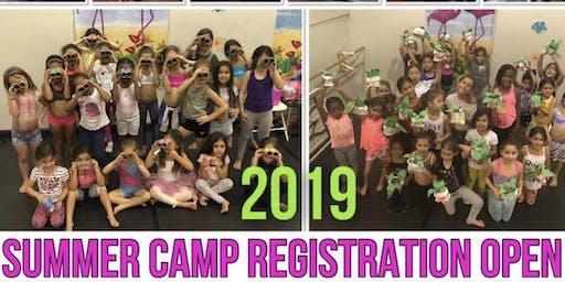 M.I.A. Dance Factory Summer Camp 2019