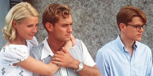 Heat Wave: THE TALENTED MR. RIPLEY (1999) with Designing the Movies