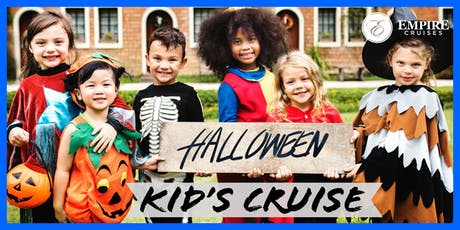 Halloween Kids Cruise - Empire Cruises tickets