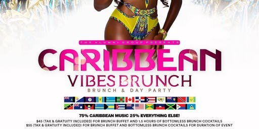 Caribbean Vibes - Bottomless Brunch & Day Party