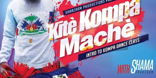 Kitè Kompa Machè : Intro To Kompa Dance Class
