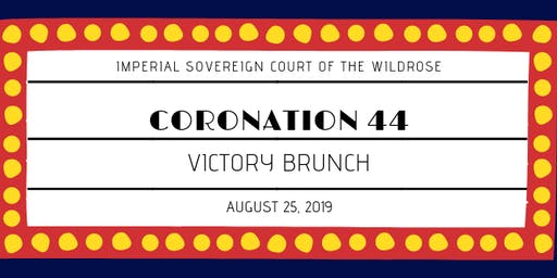 Coronation 44 - Victory Brunch