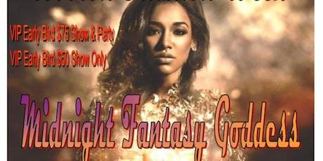 Midnight Fantasy Goddess Fashion Showcase tickets