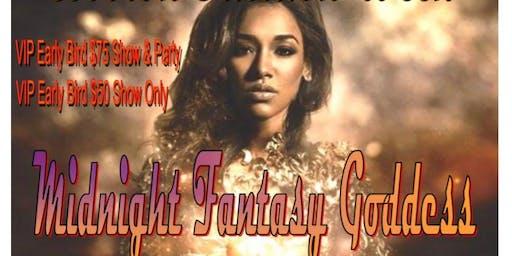 Midnight Fantasy Goddess Fashion Showcase