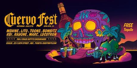 Cuervo Fest tickets