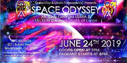 MR GAY GEORGIA USofA and USofA at LARGE 2019