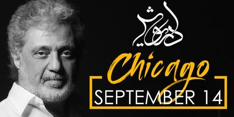 Dariush Chicago 2019 tickets
