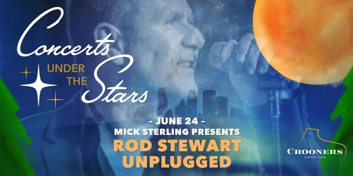 Mick Sterling Presents Rod Stewart Unplugged