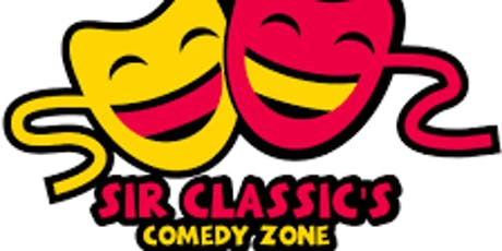 Sir Classic's Comedy Zone Experience tickets