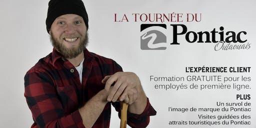 La Tournée du Pontiac - The Pontiac Tour
