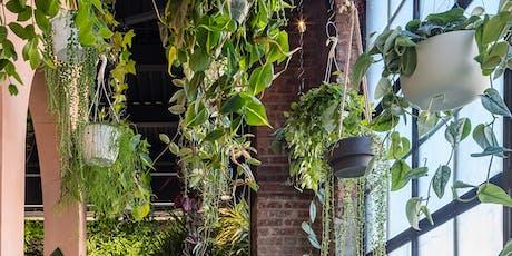 Sip & Swap: Greenery Unlimited X Botany Box X Plant Kween tickets
