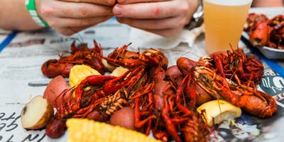 Rustico's 3rd Annual Bluegrass & Crawfish Boil