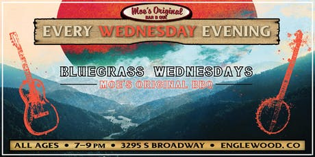 Bluegrass Wednesdays: The Unflushables at Moe's Original BBQ Englewood tickets