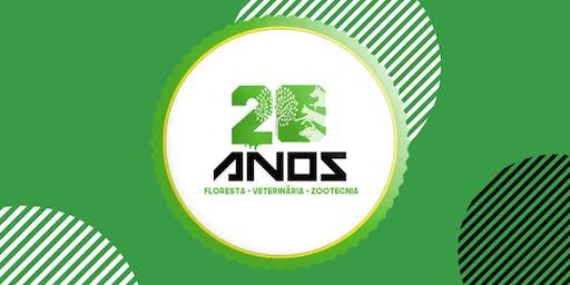 20 Anos dos Cursos Floresta • Veterinária •  Zootecnia