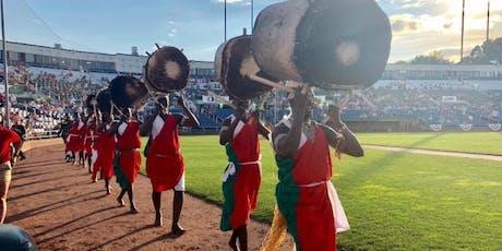 Burundi Drum, Dance & Culture Festival 2019 tickets