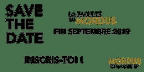 La faculté des Mordus - 28 Septembre 2019 tickets