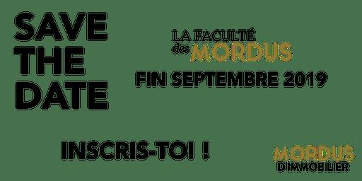 La faculté des Mordus - 28 Septembre 2019
